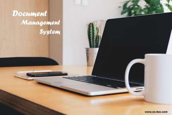 Electronic content management software