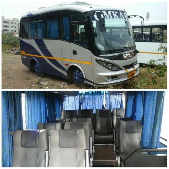 13 seater sml ac mini bus