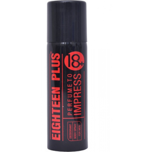 Save rs. 20 on every order of eighteen plus perfume 155ml