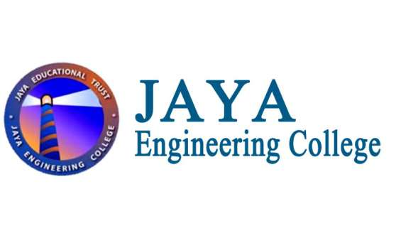 Jaya engineering college admission 2016