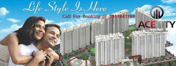 Luxury reasonable homes at ace city noida call 9250007877