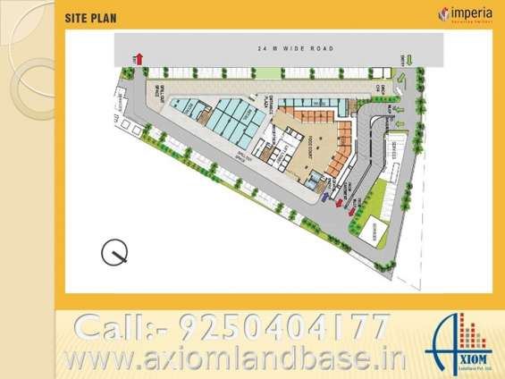 Imperia mind space site plan