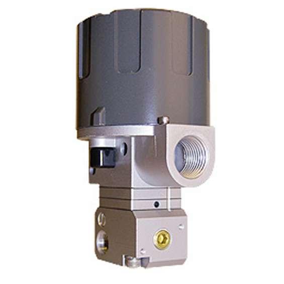 Controlair t595xp explosion-proof i/p transducer : control valve