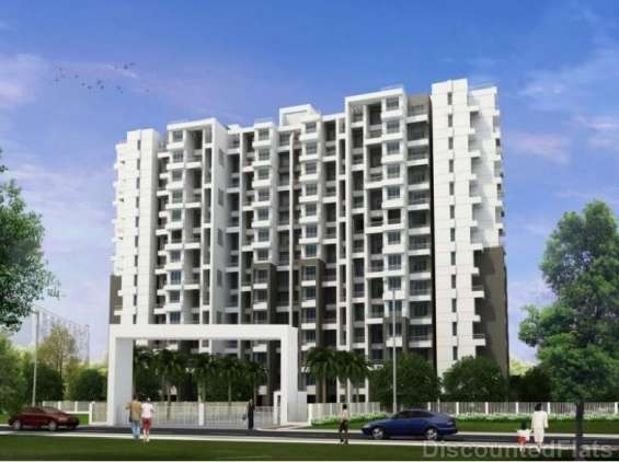 Buy affordable 3 bhk flats at majestique city at wagholi pune