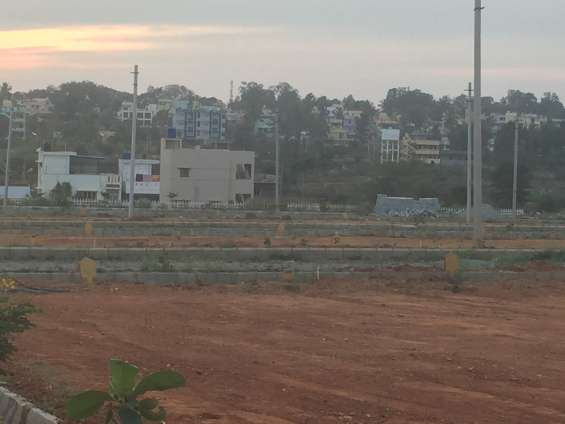 Residential plots for sale in anekal town,south bangalore