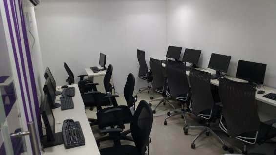 Business centre for rental(virtual office).