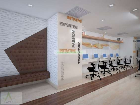 Office interior designers in bangalore
