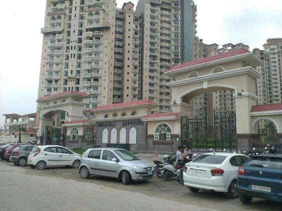 Flat available for sale in amrapali sapphire phase –ii, noida sector – 45