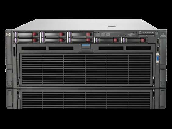 Expandable hp proliant dl580 generation7 servers on rentals bangalore