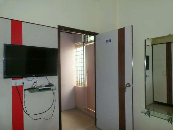 2bhkflat for sale with spacious balconies - vastu complain