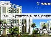 Buy Eco-Friendly Homes in Patel Neotown Noida@9999888931