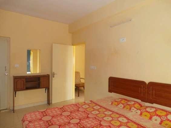 Fully furnished 1bedroom hall kitchen / studio apartments in green glen layout, bellandur