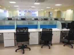 Furnished 4500 sqft with conference, pantry & reception-89 seaters for rent