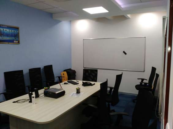 Individual office space at mount road for rent