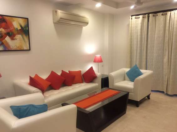 3 bhk service apartments in saket