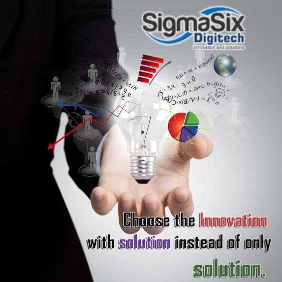 Web design firm in lucknow, sigmasixdigitech