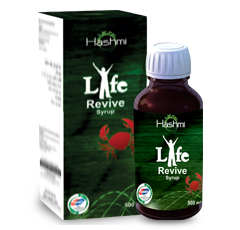 Life revive is typicalanti-cancer syrup which helps in maintaining body strength and curin