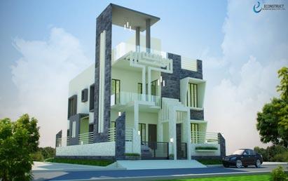 Leading interior contractor in india