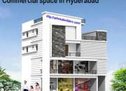 Best sale commercial space in hyderabad