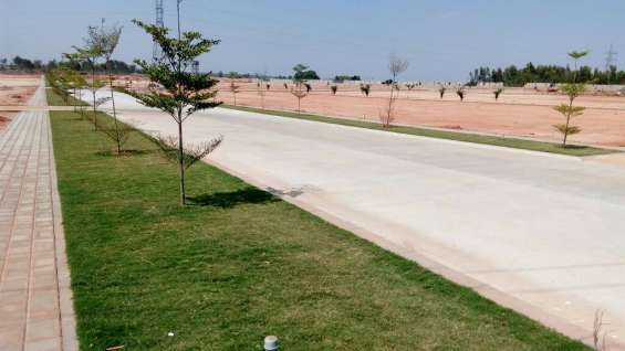 Nbr trifecta villas and villa plots on sale