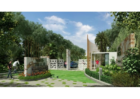 Residential plots in bangalore south