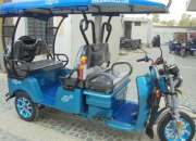 Battery operated auto rickshaw in uttarpradesh