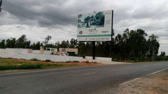Layout plots for sale in bangalore