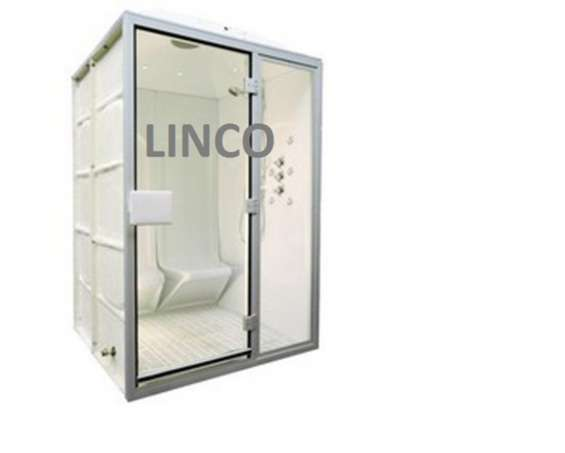 Manufacturers and suppliers of prefabricated steam bath cabins