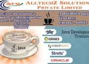 Best Java Training Institute in Velachery - AllTechZ