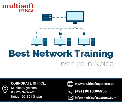 Best network training institute in noida