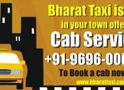 Car Rental Services in Indore by Bharat Taxi