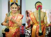 Maha Beauty Parlour- 9042080603 Bridal Makeup in Tirunelveli