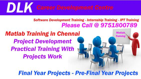 Matlab internship training in chennai