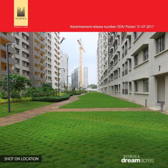 Sobha dream series - apartments for sale in whitefield bangalore