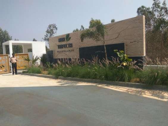 Best villa plots in bangalore