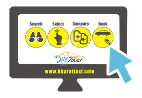 Car hire in lucknow by bharat taxi