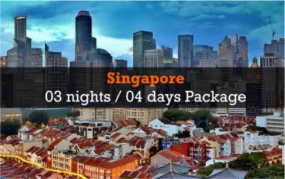 Singapore family package