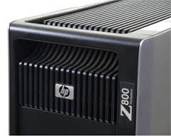 Hp z800 workstation low price rental and sale pune