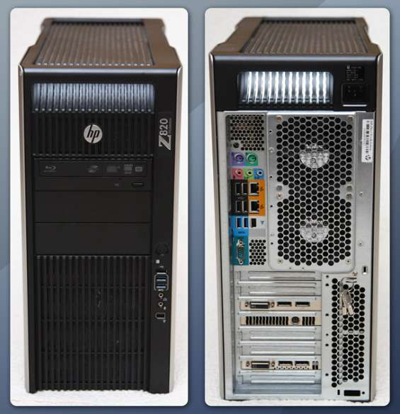 Lower price hp z820 workstation rental & sale bangalore