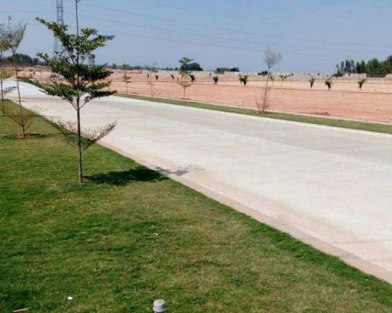 Plots for sale in sarjapur road near wipro