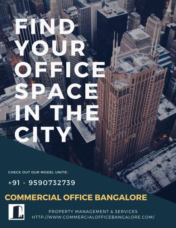 Furnished office space bangalore