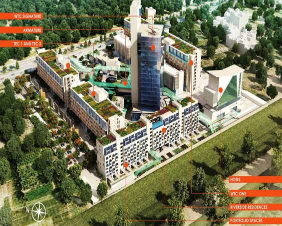 Book wtc noida office spaces on special discount. 9212305305
