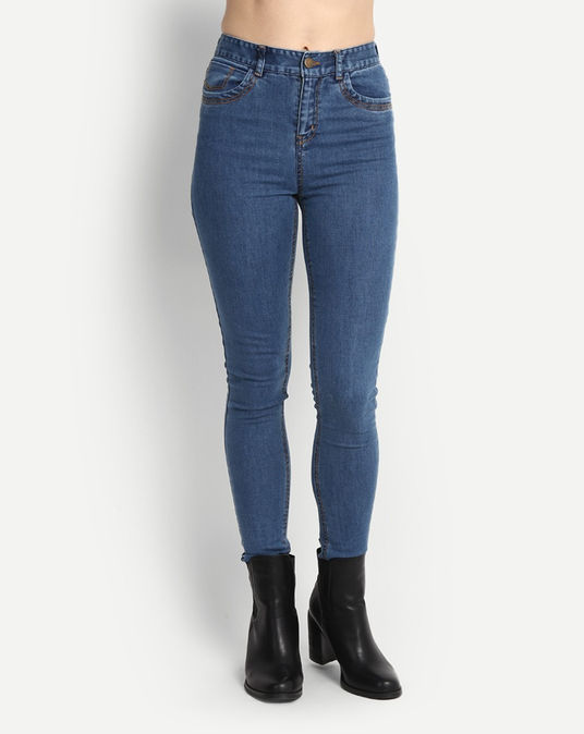 Buy trendy jeans for girls online in india