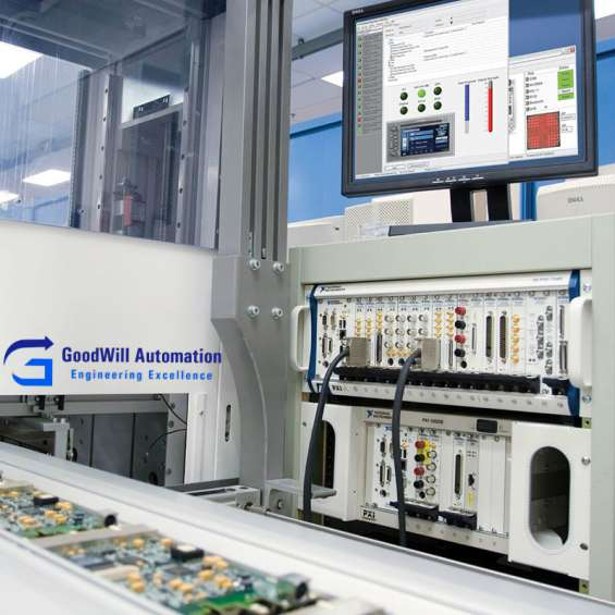 Industrial automation and testing system in chennai