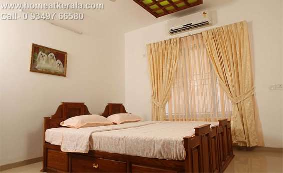 One bed fully furnished studio apartment for weekly or monthly rent in thevara