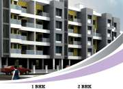 Peacefull homes to live & play Aura 1 BHK flats with beautiful investment