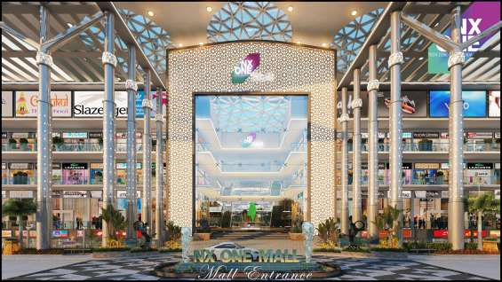 Promising retail shops at nx one noida extension@ 9266850850