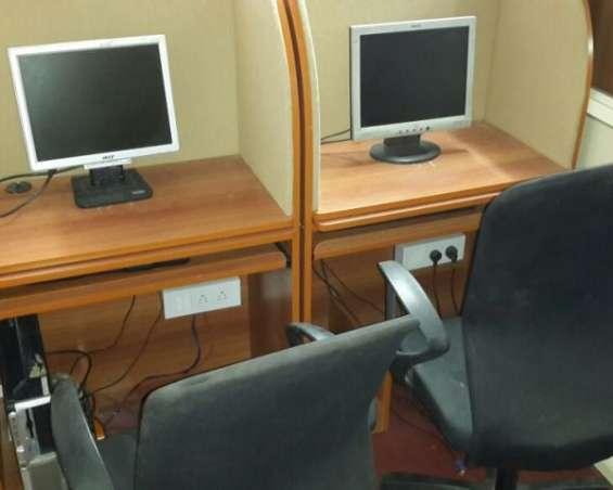 Business center-10 seats at nungambakkam