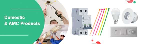 Electrical accessories: buy electrical fitting & wiring accessories