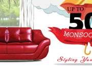 Buy Online Fabric Sofas